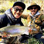 BS釣りビジョン「Brotherhood 山梨県忍野を釣る」